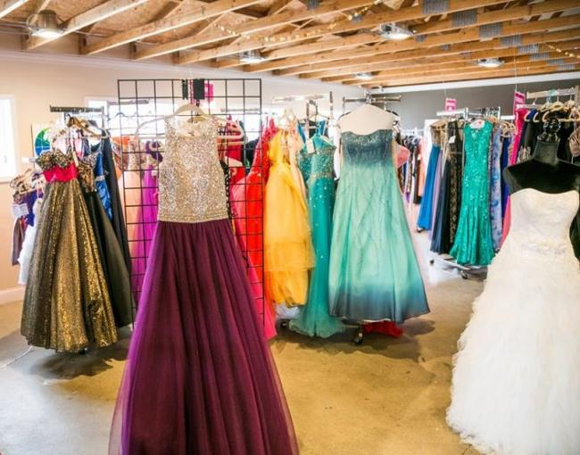 e3180623091 The Dress Sequel - Prom and Formal Dress Resale Event