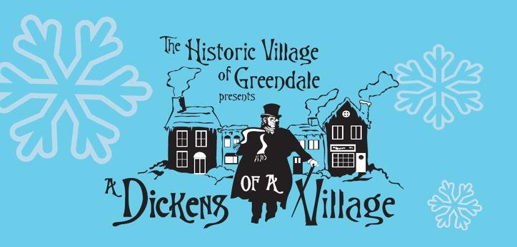A Dickens of a Village 2019   Historic Downtown Greendale   WI